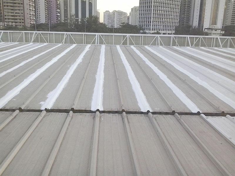Empresa especializada em impermeabilização