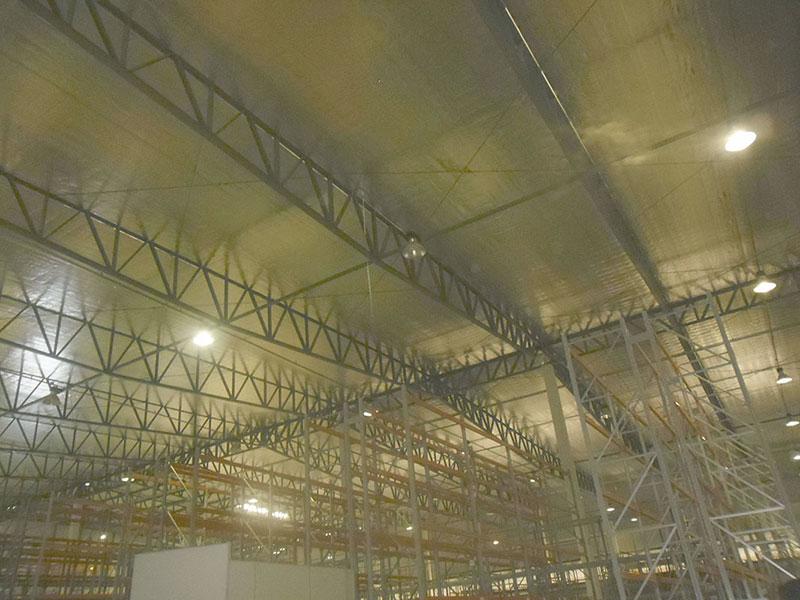 Empresa de isolante térmico para cobertura