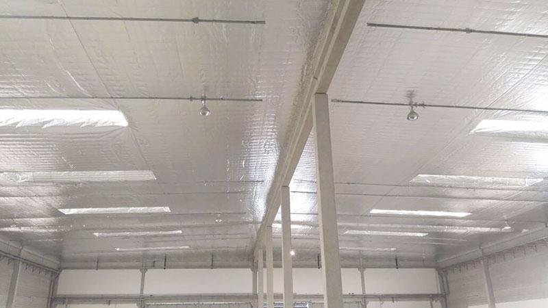 Empresa de isolante térmico para telhados