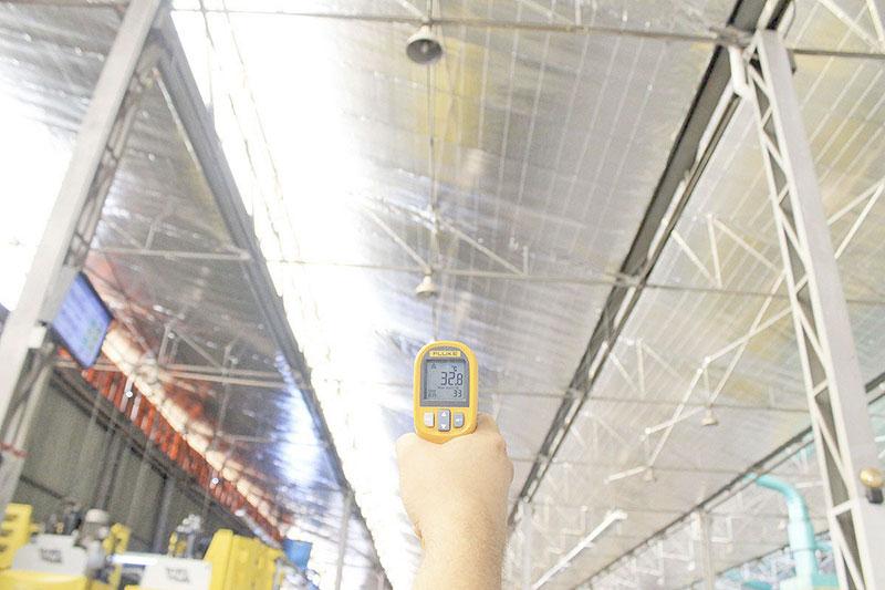 Foil de alumínio para telhado preço