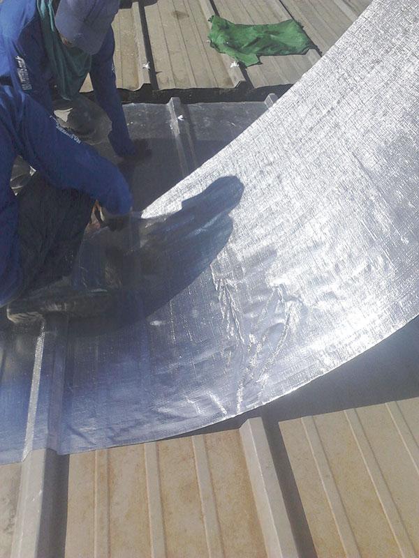 Impermeabilização de coberturas