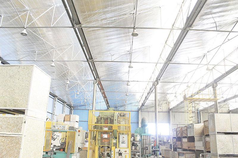 Como fazer isolamento termico isolamento trmico em forro for Isolamento termico alta temperatura